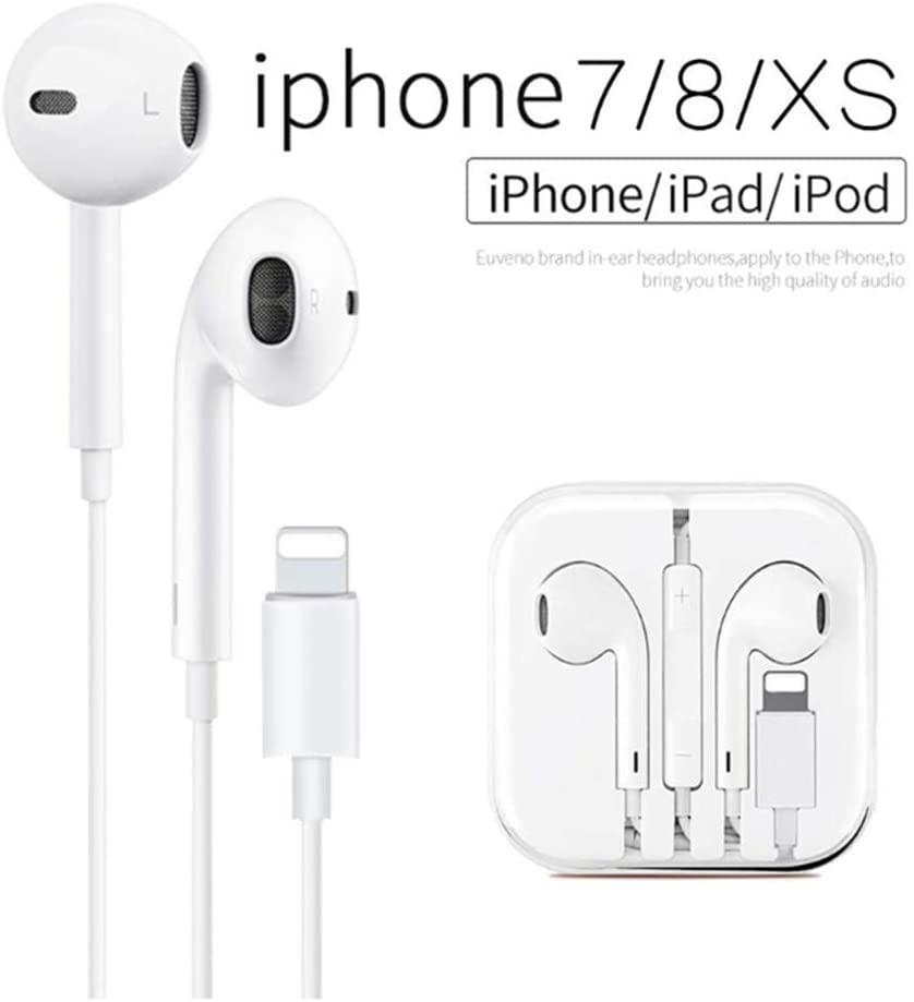 iPhone イヤホン ライトニング / 3.5mmジャック 【ワイヤレスイヤホン最新i12】 変換アダプタ マイク付き 通話可能