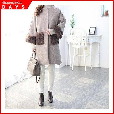 P28 JK5677/アンソニーレクスポウールのコート /ポコート/コート/韓国ファッション