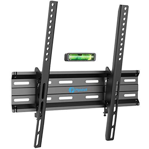 テレビ壁掛け金具 2655インチ モニター LCD LED液晶テレビ対応 ティルト調節式 VESA対応 最大400x400mm 耐荷重45kg ネジ類付き (小型)小型