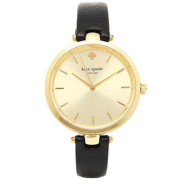 ケイトスペード 時計 KATE SPADE 1YRU0811 HOLLAND ホランド 腕時計 ウォッチ ゴールド/ブラック