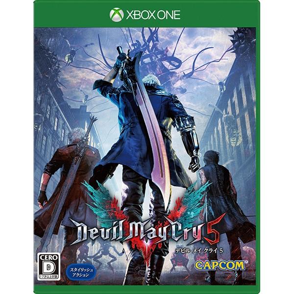 デビル メイ クライ 5 [Xbox One]