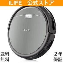 ≪カートクーポン利用可!≫【送料無料】ILIFE A4s ロボット掃除機 強力清掃と静音性を両立!!