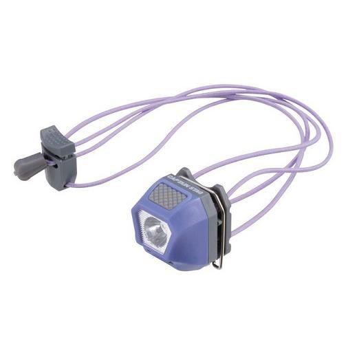 ミニデコ LEDヘッド&クリップライト UK-3012 [パープル]