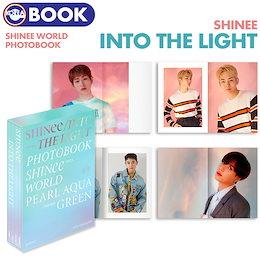 【即日発送】【SHINee PHOTO BOOK INTO THE LIGHT】 シャイニー 写真集 SMTOWN 公式グッズ