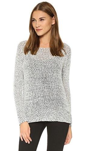BB Dakota Womens Felix Sweater, Grey, Large