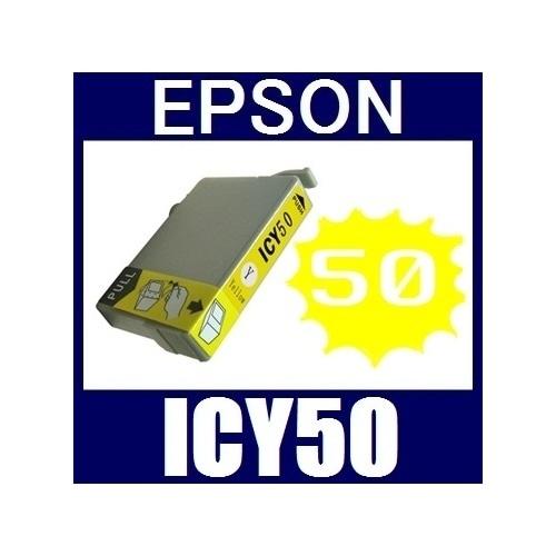 ★値下げしました!★即日発送/安心1年保証 EPSON(エプソン) IC50シリーズ ICY50 イエロー 互換品インクカートリッジ 関連商品 ICBK50 ICC50 ICM50 ICY50 I