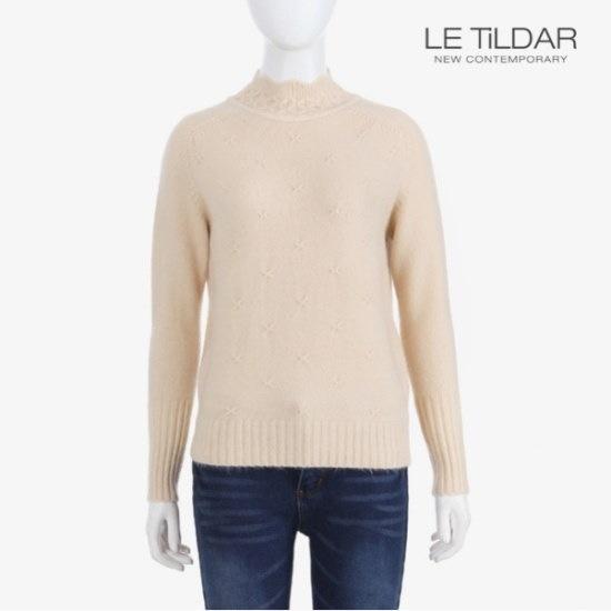 ルティルダ波反目ニット ニット/セーター/ニット/韓国ファッション