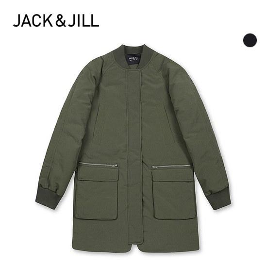 ジャック・アンド・質ジャック・アンド・質女性ビンテージ・ドッグダウンブルルジョンのジャンパー32164JP502 像/サファリジャンパー/ 韓国ファッシ