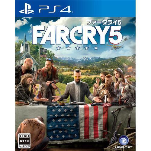 Far Cry 5 [PS4] 製品画像