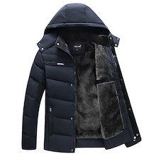 秋冬人気商品 メンズ ダウンジャケット コート アウター 流行 厚手 暖かい シンプル 防寒 登山 アウトドア上質