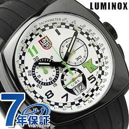 b5dfebaefc ルミノックス 腕時計 LUMINOX フィールド スポーツ トニー カナーン シリーズ クロノグラフ 1147 ホワイト×ブラックラバー 時計