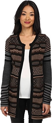 Desigual Womens Dounty Flat Knitted Pullover Long Sleeve Cognac Sweater MD (US 6)