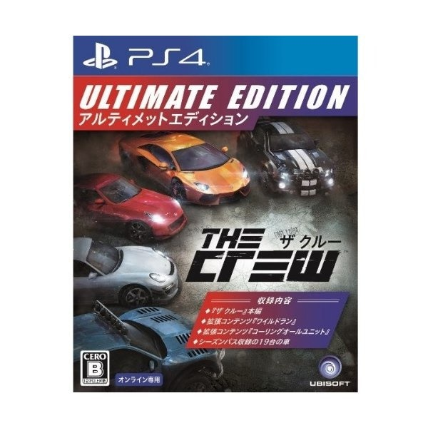 THE CREW アルティメットエディション [PS4]