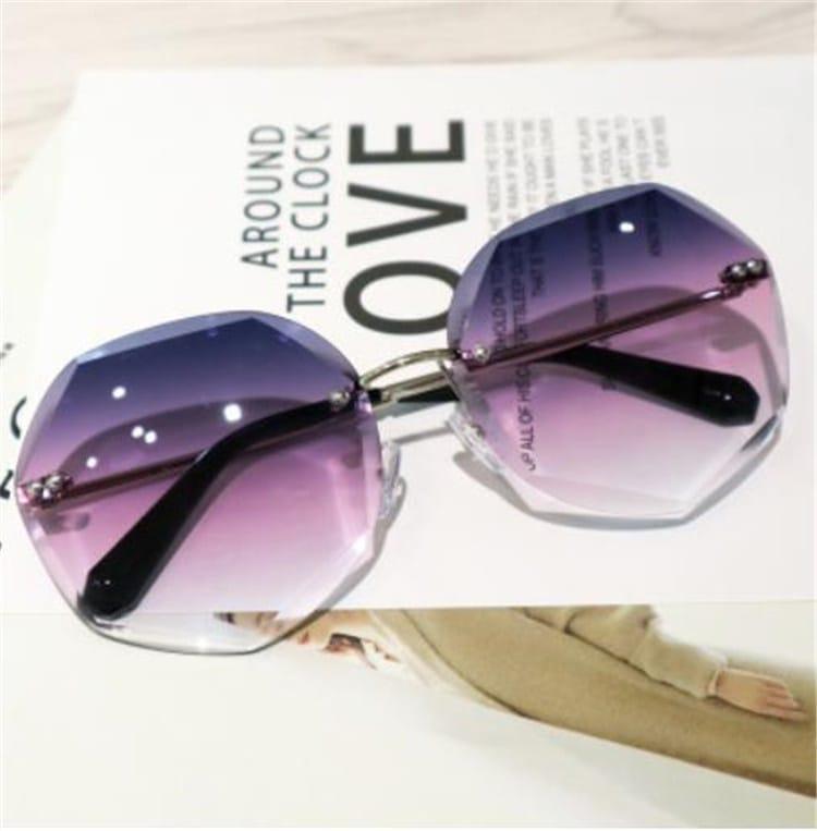 限定数量セール! 激安セール 2020新型 新品 大人気 レディース 紫外線対策 サングラス 丸顔 長顔 韓国版 運転 メガネ ファッション 旅行 上品映え