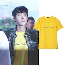 大人気!NCT 127週辺 DoYoung 同じデザイン 半袖Tシャツ ペアルック トップス 男女兼用 韓国ファッション tシャツ