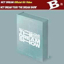 【日本国内発送-当店特典付き】 ◈엔시티드림 ◈ NCT DREAM TOUR 'THE DREAM SHOW Kit Video NCT DREAMキットビデオ  韓国音楽チャート反映▶