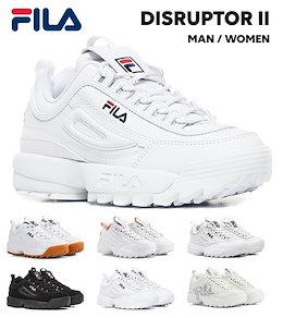 【スペシャルセール】 FILA フィラディスラプター2 / DISRUPTOR 2 / ディスラプター3 / DISRUPTOR 3 メンズ レディース スニーカー 靴 ダッド シューズ 厚底