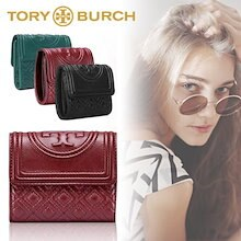🔥TORY BURCH ★FLEMING MINI FLAP WALLET🔥