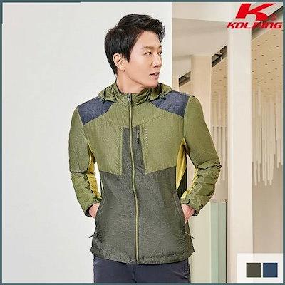 [コルピン]コルピン男性春軽量ジャケットキルロム-J(男)KQJ6225M / 風防ジャンパー/ジャンパー/レディースジャンパー/韓国ファッション