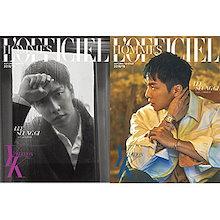 韓国男性雑誌 L'OFFICIEL HOMMES YK EDITION(ロフィシェルオムYKエディション) 2018年 4号 (イ・スンギ表紙選択/NCT 127記事) LFYK04