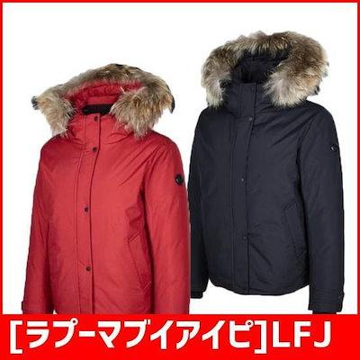 [ラプーマブイアイピ]LFJU7D430女性ボタン600FPドッグダウンジャンパー / パディング/ダウンジャンパー/ 韓国ファッション
