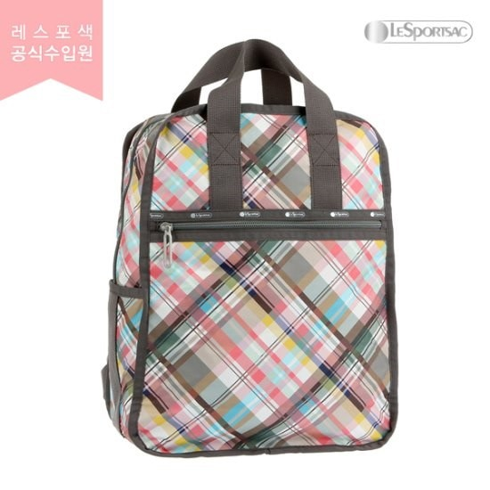 レスポセクリゾートマドラス、大きなアーバンバックパック2297G106 バックパック / 韓国ファッション / Korean fashion