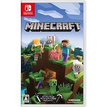 在庫あり【新品】【NS】Minecraft【Switch】【ネコポス送料無料】
