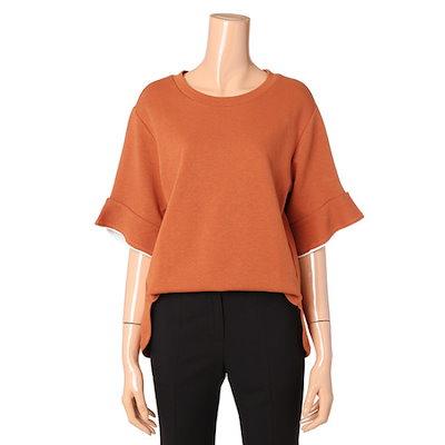 タプゴルチューリップ小売丸首シャツTHC8TS822F ティーシャツ / ソリッド/無知ティーシャツ / 韓国ファッション