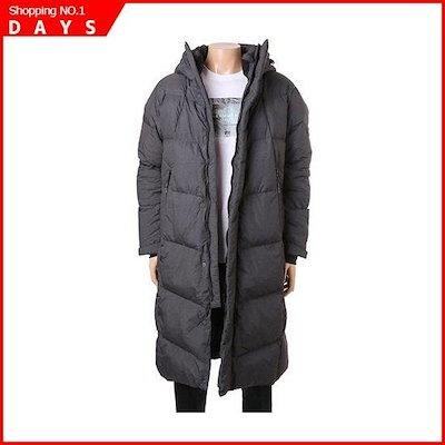 [エムポルヘム]男女共用のプレミアムベンチ・パーカグースダウンロングパディングEPY4JD1860 / パディング/ダウンジャンパー/ 韓国ファッション
