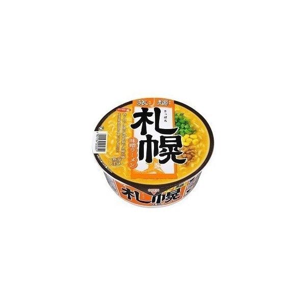 サンヨー食品 サッポロ一番 旅麺 札幌 味噌ラーメン