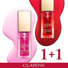 【1+1】即売り切れの大人気♡オイルリップ美容液 クラランスコンフォートリップオイル 全6色/唇の縦ジワ、乾燥に🌠