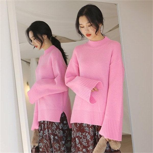 リナ小売開けたことパクシ・ニットnew 女性ニット/ラウンドニット/韓国ファッション