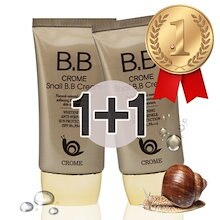 [BANGAGAN]🐌韓国ソーシャル完販神話!!スネイルBBクリーム1+1 SPF50+▶ゲリラセール◀Snail BB Cream/スネイルBBクリーム/発売記念1+1特別キャンペーン/Wrinkle Care