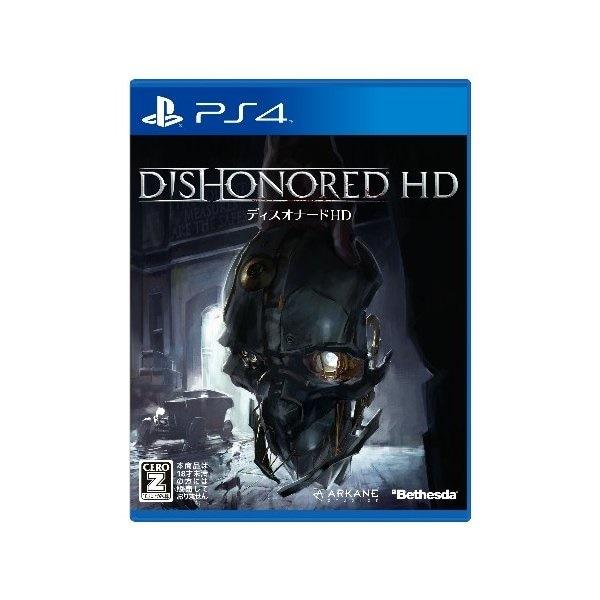 Dishonored HD(ディスオナード HD) [PS4] 製品画像