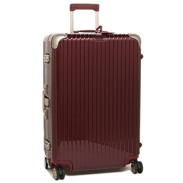 リモワ スーツケース RIMOWA 881.73.34.4 LIMBO 78CM 87L 7~10泊用 4輪 TSAロック キャリーバッグ CARMONA RED
