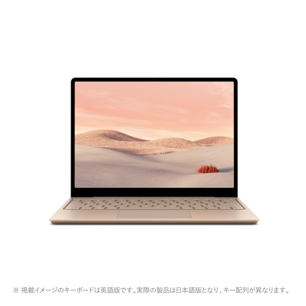 Surface Laptop Go THH-00045 [サンドストーン]