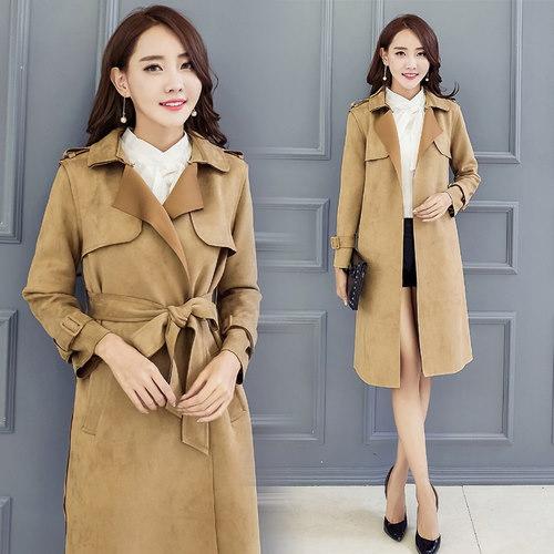 2017の新型は、修身の絨の絨の中には長いパーカのコート