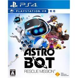 ASTRO BOT:RESCUE MISSION [PS4] 製品画像