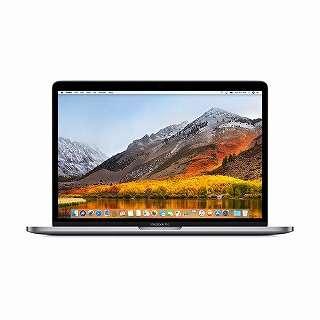 MacBook Pro Retinaディスプレイ 3100/13.3 MPXW2J/A [スペースグレイ] 製品画像