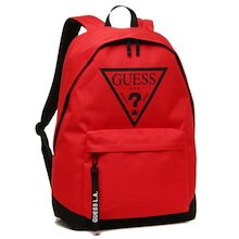 064a8e20117f GUESS バッグ ゲス AH1A4A27 CASUAL BAG リュック・バックパック RED