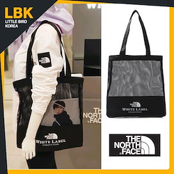 7e7a1105d8fe 【THE NORTH FACE】 2019 新商品 ノースフェイス メッシュ材料バッグ /エコバッグ