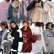 パーカー!2021秋新入荷!每日更新 秋服トレーナー韓国ファッショントップス/ レディース プル長袖