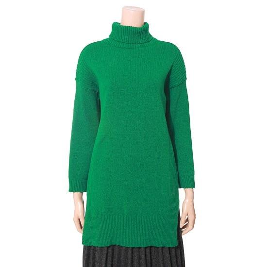 イプねロング、ポーラDH9WKP57 / ニット/セーター/タートルネック/ポーラーニット/韓国ファッション