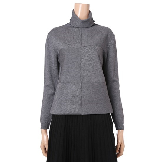 double button check jacket 女性のジャケット / 韓国ファッション/ジャケット/秋冬/レディース/ハーフ/ロング/