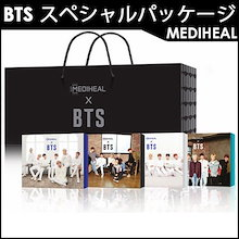 MEDIHEAL x BTS limited Special Pack Set (BTS Photo Card) Blackout Packageメディヒール x BTS限定スペシャルセット
