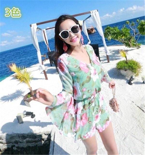 レディースワンピース ビーチワンピース 砂浜 ボヘミア風 スリム ファッション ハイセンス 着心地いい おしゃれ 夏 レディースワンピース