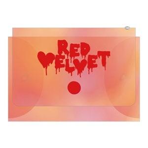 韓国スターグッズ Red Velvet(レッドベルベット) 2ND CONCERT [REDMARE] OFFICIAL GOODS - ホログラムカードホルダー(5種1択) RVGD11