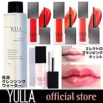 💖💛【YULLA】 エレクトロ プランピング ティント 潤い ボリュームアップ  リップ ティント プランプ リップ / EWG1等級原料のみ使用100植物性製品