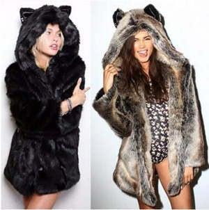 毛皮コート ファーコート レディース ショットコート フォクス フェイクファー おしゃれ 上着 暖かい 秋冬 防寒  高級素材