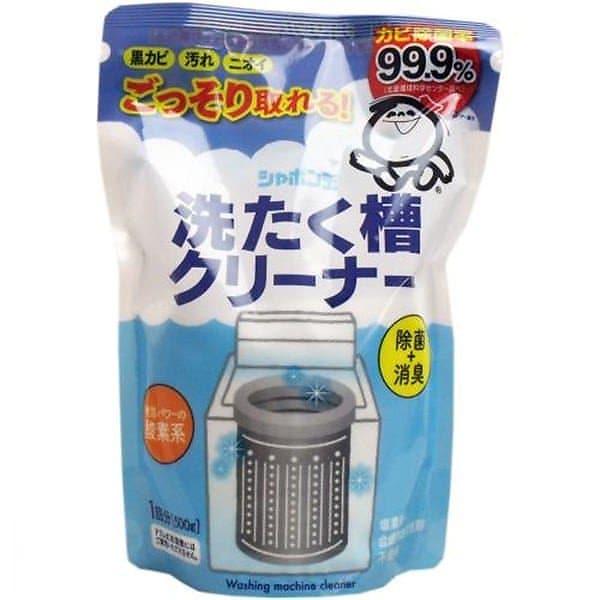 【送料無料】シャボン玉石けん シャボン玉 洗たく槽クリーナー 500g